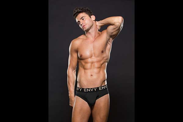 BACI-ENVY Lowrise Elastic Brief